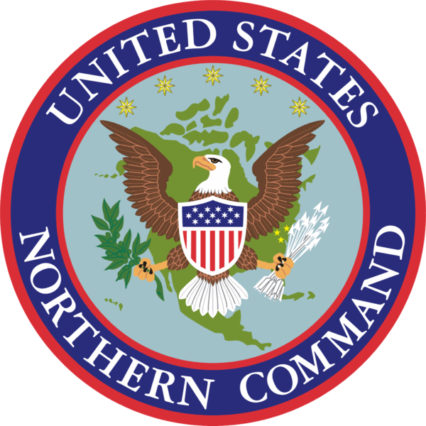 Файл:Seal of the United States Northern Command.png