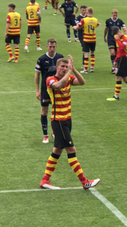 Sean McGinty Irish footballer