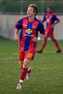 Sean Rush American soccer player