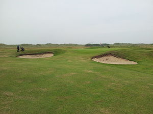 "James Kay (golfer) - ""Jimmy Kay"" par 4 hole named after club professional James Kay who played in 22 Open Championships."