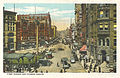 Seattle - First Avenue looking north from Yesler, circa 1910.jpg