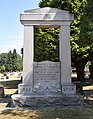 Seattle - Lake View Cemetery - Confederate Veterans memorial.jpg