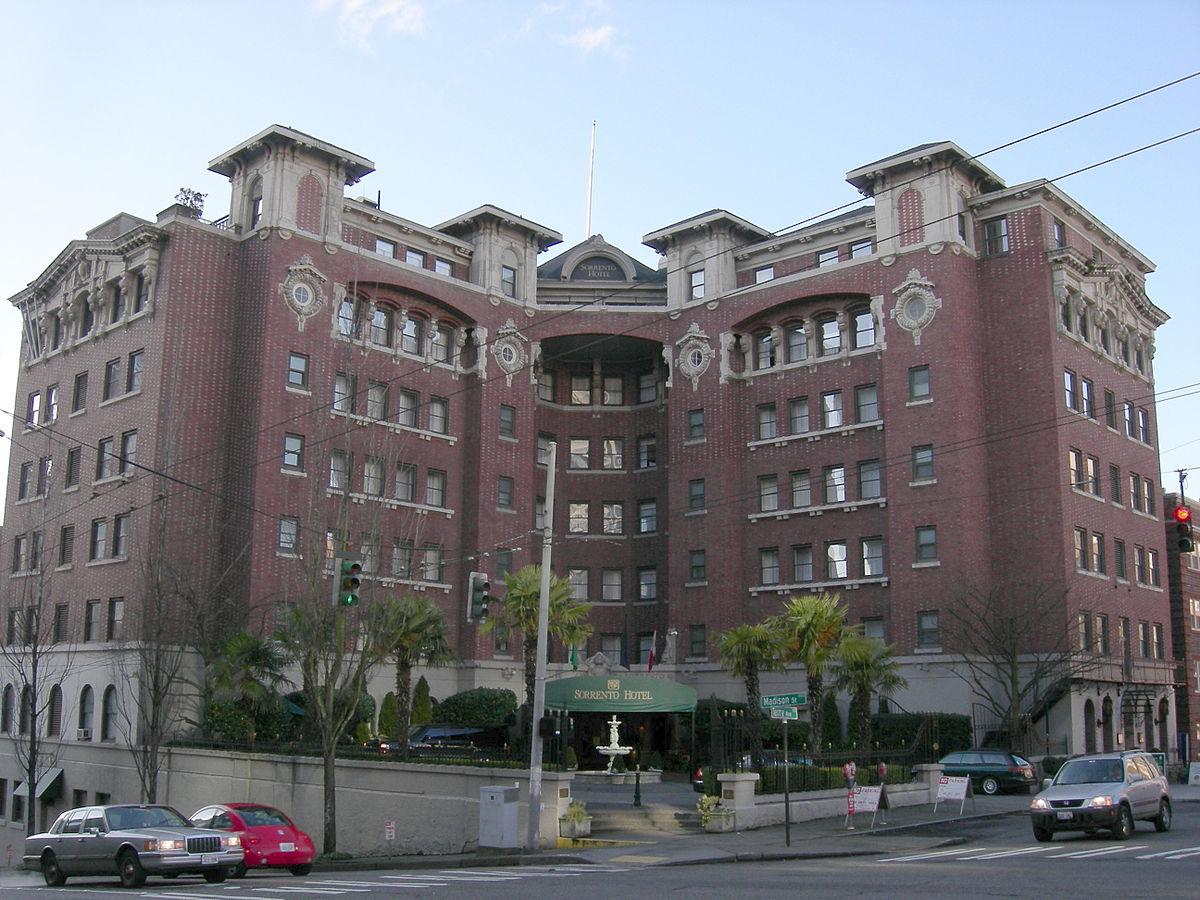 Sorrento Hotel Wikipedia
