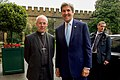 Secretary Kerry Meets With Archbishop of Canterbury (32195477582).jpg