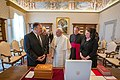 Secretary Pompeo Meets with Pope Francis (48838309773).jpg