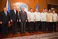 Secretary Tillerson Takes a Photo with Filipino Officials (36027526850) (2).jpg
