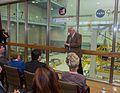 Senator Barbara Mikulski Visits NASA Goddard (23587544874).jpg
