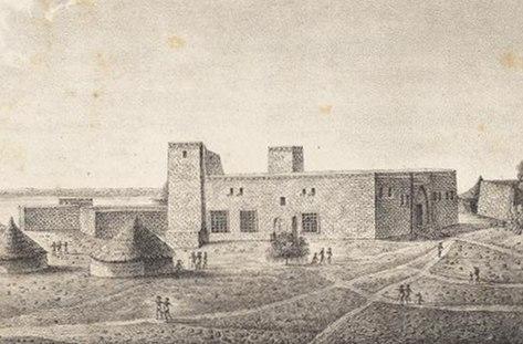 Sennar mosque (cropped)