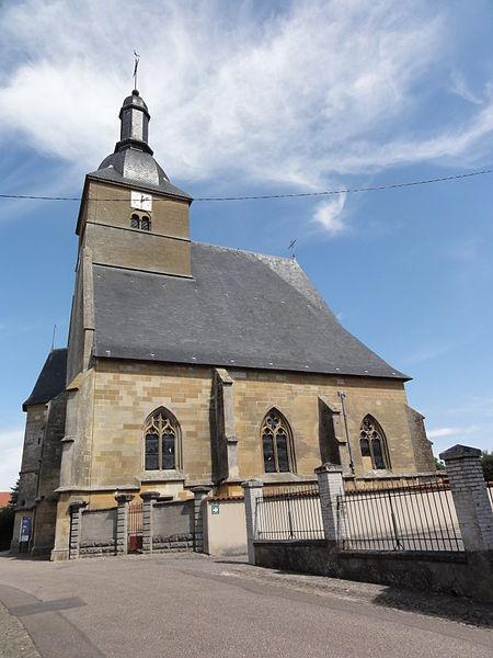 Senon (Meuse) église