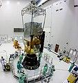Sentinel-2A meets launch adapter.jpg