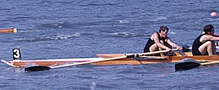 Ross Collinge New Zealand rower