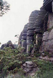 Budawang Range