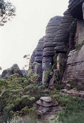 Budawang Range - Image: Seven Gods MJC 01
