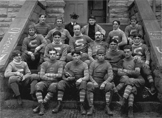 "Sewanee's 1899 ""Iron Men."" Sewanee 1899 Football Team.jpg"