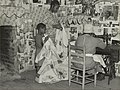 Sewing a quilt. Gees Bend, Alabama - April 1937.jpg