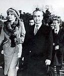 Shah and Shahbanu leaving Iran, Mehrabad International Airport - 16 January 1979.jpg