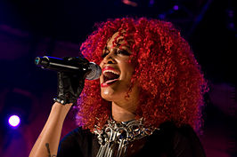 Sharon Doorson in 2013