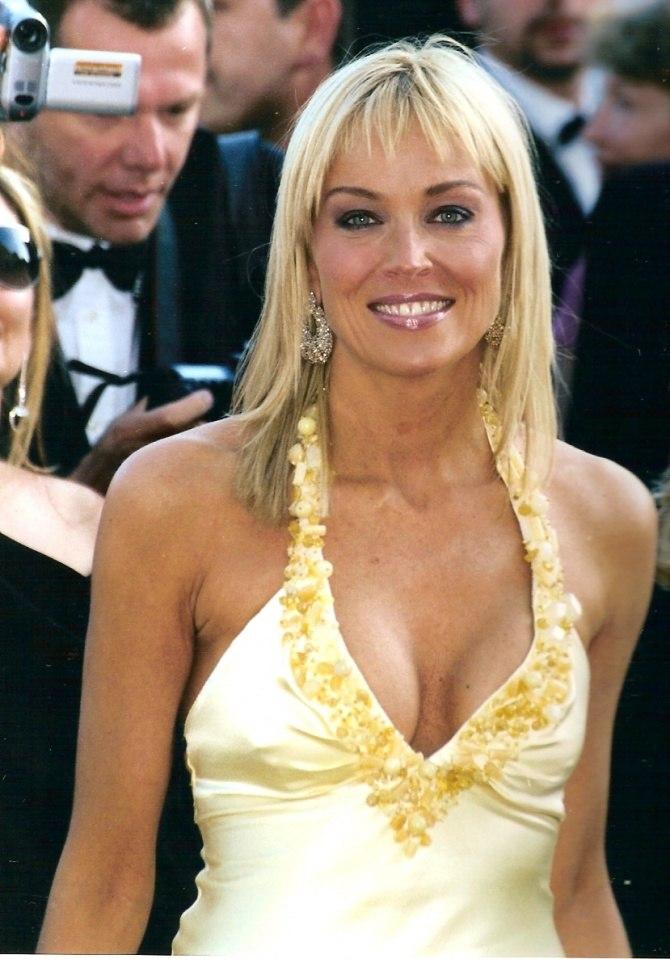 Sharon Stone 2005
