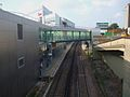 Shepherd's Bush Overground stn high northbound.JPG