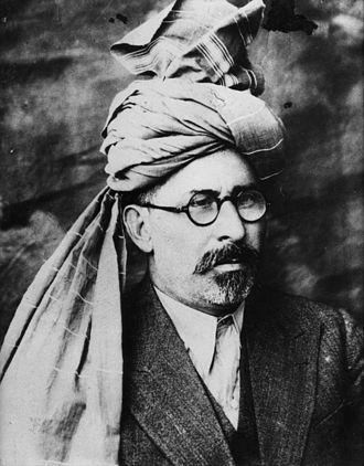 Nasher (Kharoti clan) - Sher Khan Nasher, Loe Khan, ca. 1910