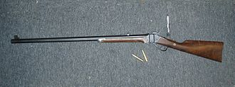 Single-shot - Shiloh Sharps Model 1874 Hartford in .50-90 Sharps