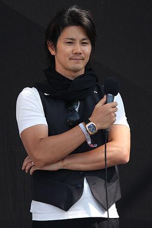 Shinji Nakano - Image: Shinji Nakano 2009 Japan