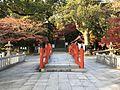 Shinkyo Bridge in Sumiyoshi Shrine.jpg