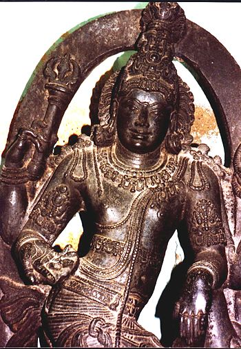 English: Shiva, Government Museum Madras, Indi...