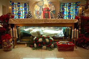 John Neumann - Image: Shrine of St. John Neumann