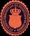 Siegelmarke Der Dienstth. Kammerherr J.K. Hoheit der Grossherzogin von Luxemburg W0313297.jpg