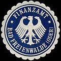 Siegelmarke Finanzamt - Bad Freienwalde (Oder) W0239501.jpg