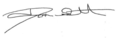 Signature of Donald B. Smith (2017-06-13).png