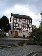 Silchers Geburtshaus in Schnait, heute Silcher-Museum (Quelle: Wikimedia)