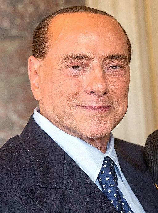 Silvio Berlusconi 2017