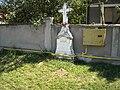 Simeria Veche memorial cross.jpg
