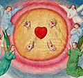 Simon Bening (Flemish - The Worship of the Five Wounds - Google Art Project cropped.jpg