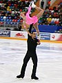 Simpson and Miller 2010 Cup of Russia.JPG