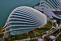 Singapore Gardens by the Bay viewed from Marina Bay Sands 05.jpg