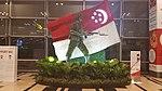 Singapore T3 statue national service.jpg