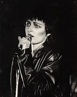 Siouxsie Sioux English singer, songwriter, musician and producer; leader of the Banshees