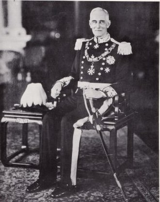 Cecil Clementi - Sir Cecil, as the Governor of Straits Settlements