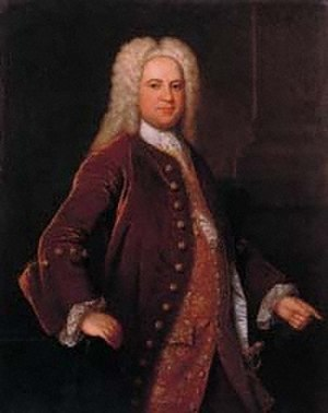 Sir William Gooch, 1st Baronet - Image: Sir William Gooch