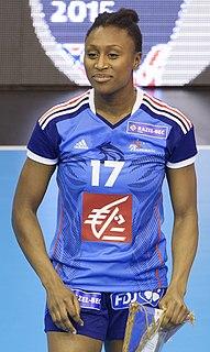 Siraba Dembélé Pavlović French handball player
