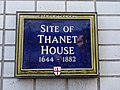 Site of Thanet House 1644 - 1882.jpg