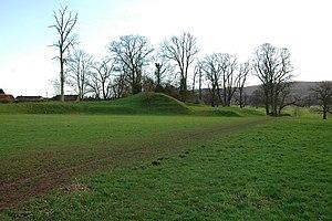 De Lacy - Site of Weobley Castle