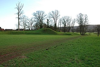 De Lacy - Site of Weobley Castle