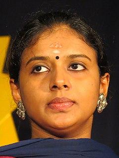 Sithara (singer) Indian singer, composer, and dancer