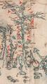 Sjøkart over kysten fra Karmøy til Geirangerfjorden fra 1610 (Sognefjorden).png