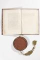 Sköldebrev för Peter Scheffer, 1698 - Skoklosters slott - 98843.tif
