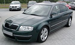 Škoda Superb I